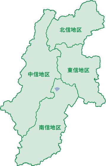 長野県内の会員名簿